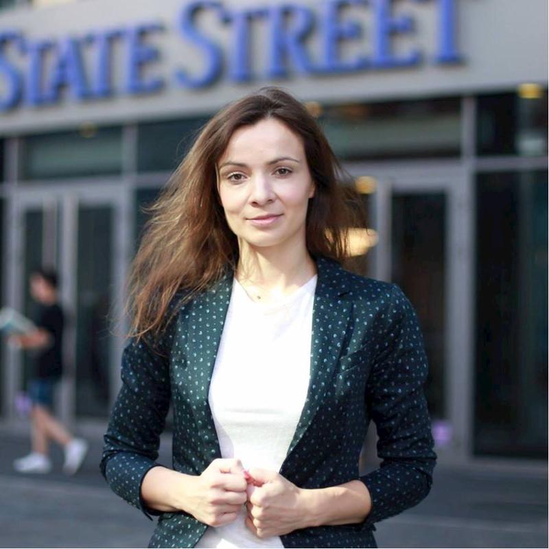 Magdalena Pławecka (Madosz) State Street